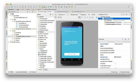 tutorial android studio video tutorial seminggu menguasai android studio malas ngoding