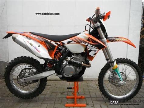 Ktm N 2011 Ktm 350 Exc F