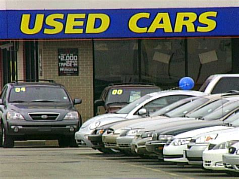 used cars steps for buying a second car