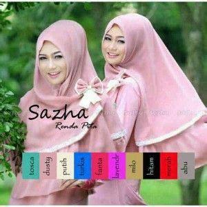 Jilbab Syari 3 Renda 40 best images about pashmina hijabs on