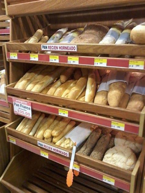 Shelf Of Bread by Food Shopping Supermarket Playero Sosua