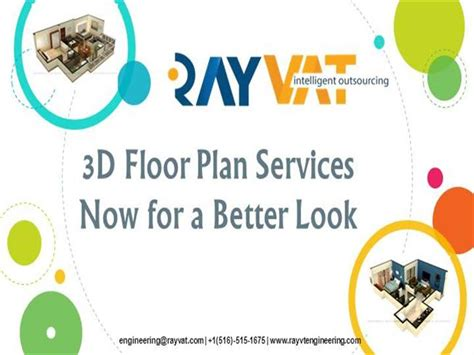 3d Floor Plan Services by 3d Floor Plan Services Now For A Better Look Authorstream
