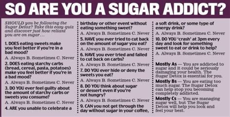 How To Completely Detox Your From Sugar by 30 Day Sugar Free Challenge Sleekgeek