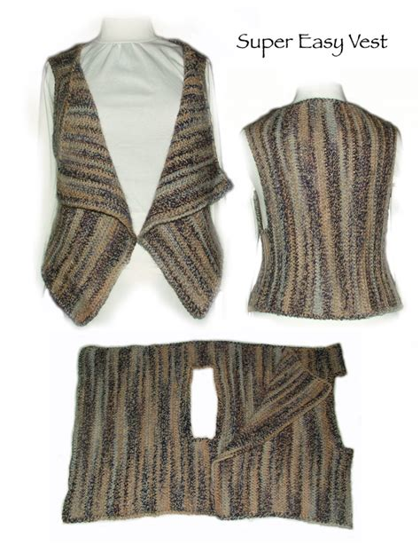 free pattern vest crochet free crochet vest pattern crochet and knitting patterns