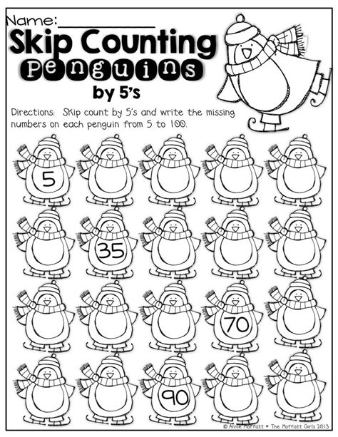 free printable math worksheets counting by 5 printable math worksheets counting by 5 skip counting