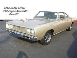 Dodge Coronet For Sale 1968 Dodge Coronet Vehicles For Sale Claz Org