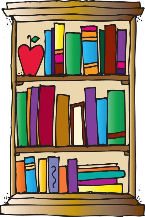 Book Shelf Clip by Bookshelf Clipart Clipartion