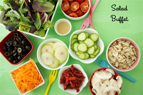 My Favorite Food Nutrition Blogs Eating Made Easy Best Buffet Salads