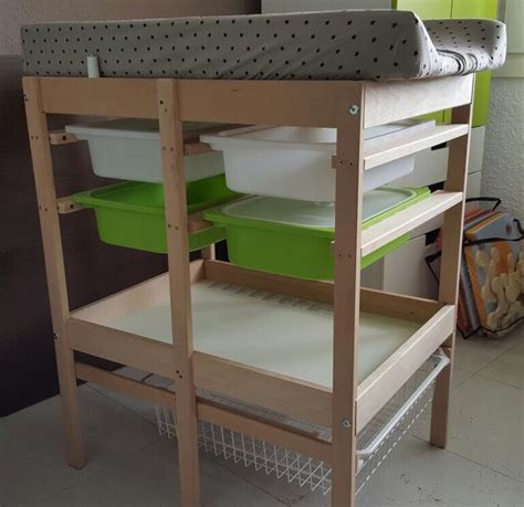 Changing Table For Small Spaces Best 25 Ikea Changing Table Ideas On Organizing Baby Stuff Baby Room And Nursery Decor