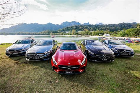 Mercedes Benz Malaysia launches Dream Cars Collection for
