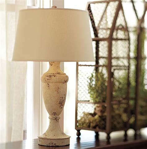 table amp bedside lamps from pottery barn homey designing