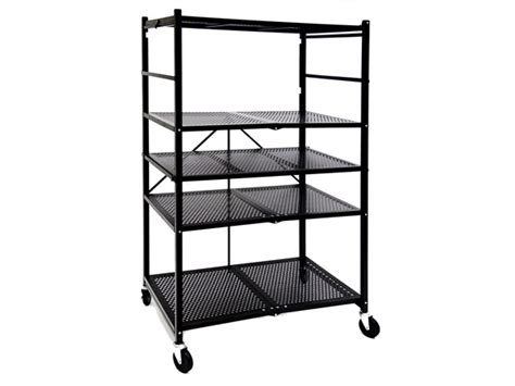 Origami Storage Rack - origami large storage racks or black 138 99 sh woot