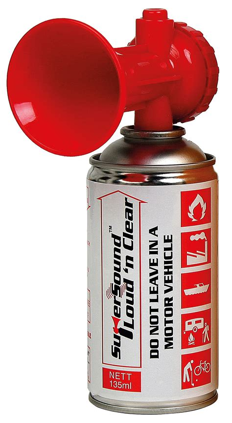safety equipment fire road safety air horn