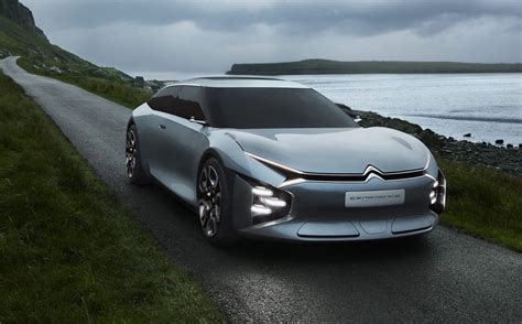 citroen concept citroen cxperience concept revealed previews c6