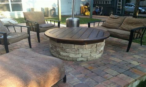 wood deck pit gas fired pit wooden decks and patios wooden decks