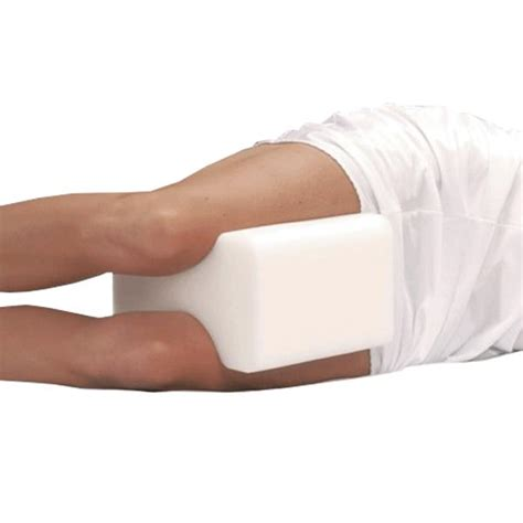 Pillow Between Legs After Hip Replacement by Econo Leg Spacer Pillow Support Leg Spacers