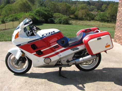 buy honda cbr buy 1990 honda cbr 1000 sportbike on 2040 motos