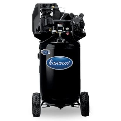 selecting the right air compressor eastwood