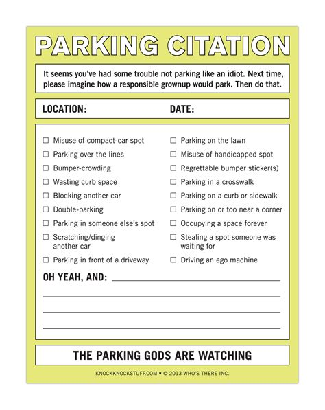 parking ticket template parking ticket template 28 images 12 parking ticket