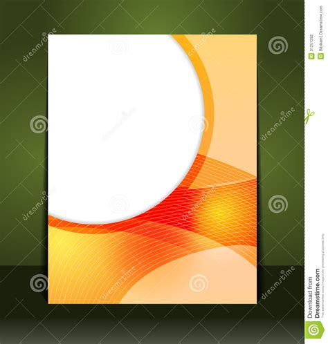 background layout design poster presentation of business poster stock vector image 31251292