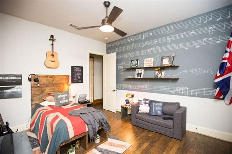 houzz teen bedrooms rock on teen room reveal and houzz recognition