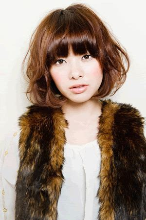 hair relaxer for asian hair digital perm pictures and information pictures of short