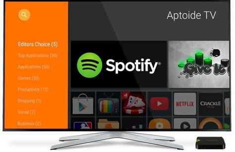 apk aptoide aptoide tv v2 0 0 apk android gratis y