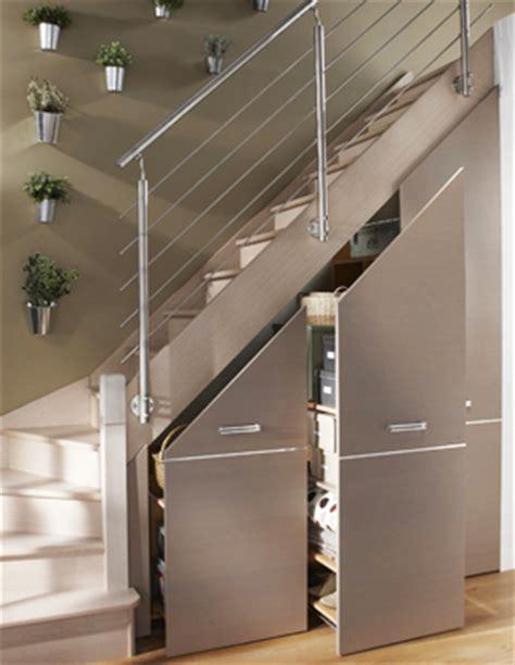 Amenager Un Dessous D Escalier by 4 Astuces Pour Am 233 Nager Le Dessous D Un Escalier Astuces