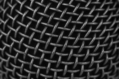Wallpaper Motif Garis Elegan 07 gambar abstrak hitam dan putih bulat spiral pola garis mikropon satu warna bahan