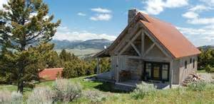 secluded mountain cabins for sale montana