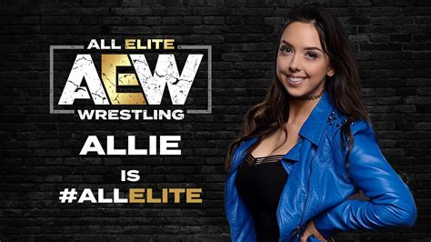 allie leaves impact wrestling joins aew oww