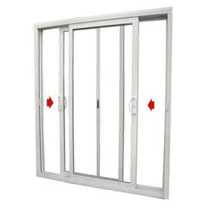 5 Ft Sliding Patio Doors Dualglide Patio Door Dualglide Sliding Patio Door With Low E Glass 5 Foot Wide X 81 7 8 High 7 1