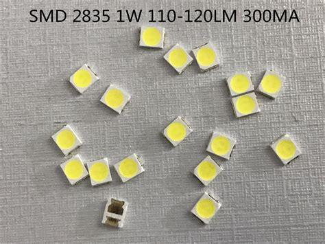 Led Smd 2835 aliexpress buy 500pcs smd led 2835 chip 1w 3v 300ma