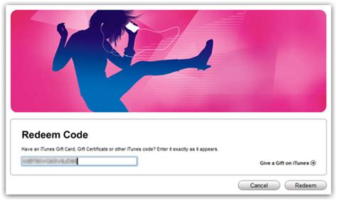 Itunes Gift Card Code Scratched Off - redeem an itunes gift card and use it as itunes store credit