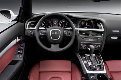 cool cars audi a5 interior