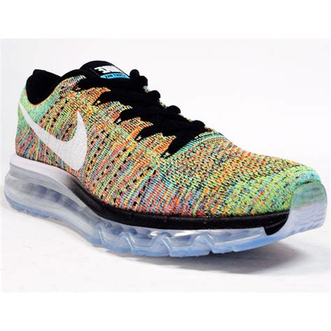 local sports shoes buy nike mesh flyknit max yellow sports shoes os04
