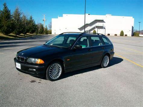 2001 bmw 325xi awd buy used 2001 bmw 325xi sport wagen awd in wytheville