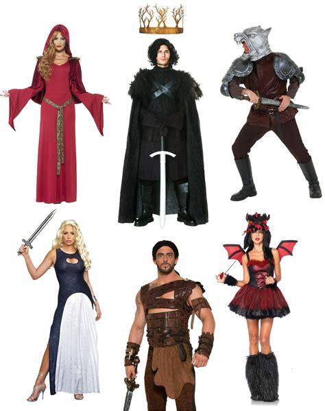 of thrones costume easy of thrones costumes