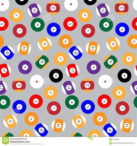 design pattern online quiz billiard seamless background design royalty free stock