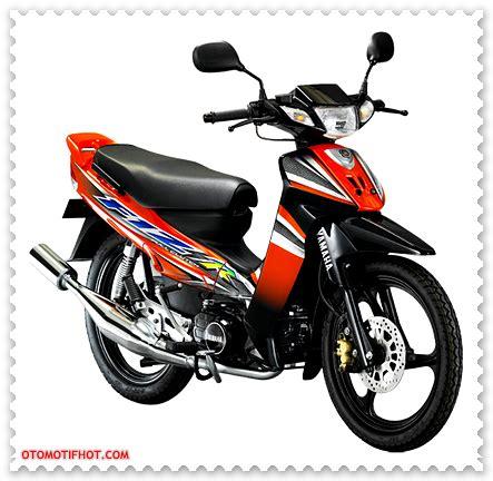 Motor Bebek Oranye 5 motor bebek bekas dan murah yang pernah populer di