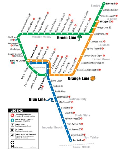 san diego trolley map phrasal verbs with get to help esl students use transportation cisl school