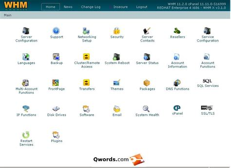 tutorial web host manager tutorial whm web host manager blog kanak sasak