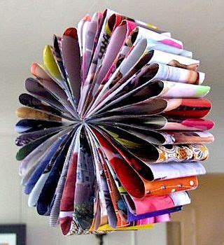 Recycled Magazine Paper Crafts - 16 best recycled paper crafts images on