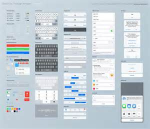 Free Ios Design Templates by Related Keywords Suggestions For Iphone Ui Template