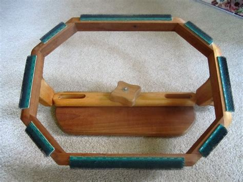 Chetic Rug Hooking Frame by Rug Hooking Punchneedle Frame Ebay