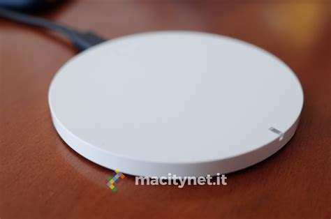 test per qi recensione caricabatterie wireless qi di aukey test con