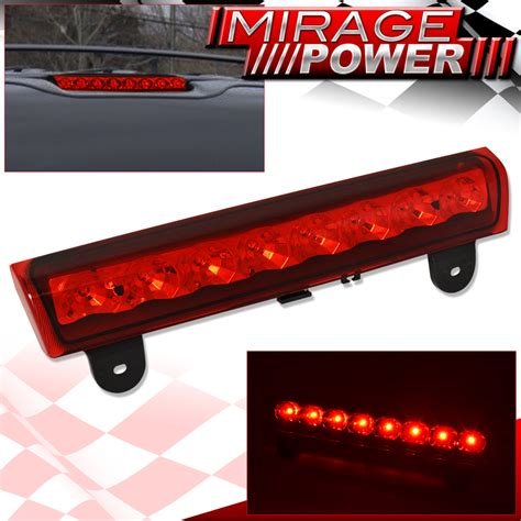 Tahoe Led Light Bar 00 01 02 03 04 05 06 Suburban Tahoe Led 3rd Brake Stop