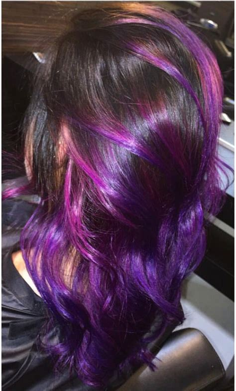 best purple shoo for highlights 955 best images about hair on pinterest