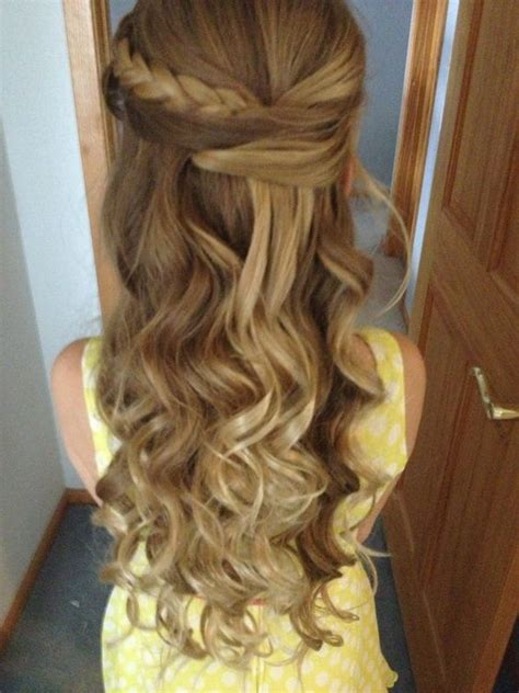 cute hairstyles for a dance dance hair father daughter dance and father daughter on
