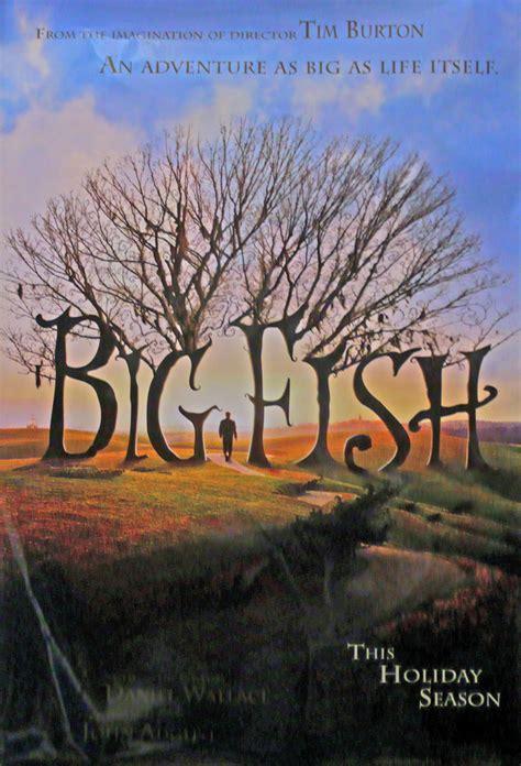 film big fish adalah big fish original 2003 us movie poster